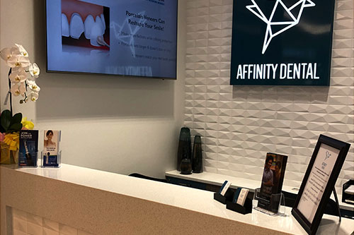 Affinity Dental Relaxed Office