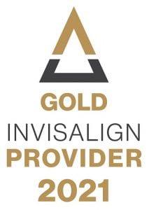 gold invisalign provider 2021